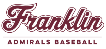 Franklin Admirals Baseball Logo
